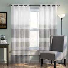 striped curtains u0026 drapes joss u0026 main