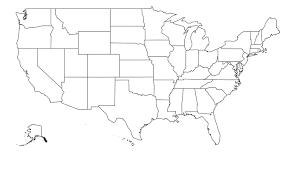 usa map with alaska and hawaii map of the united states including alaska and hawaii with r