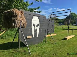 Backyard Agility Course Obstacle Course Workout In Biddeford U0027s Coolest Backyard Spartan