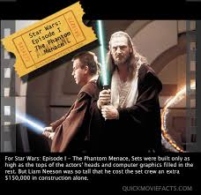star wars episode 1 fact quick movie facts
