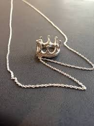 charm necklace tiffany images Tiffany crown necklace necklaces news jpg
