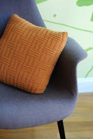 Papasan Cushion Cover Pattern by 77 Best Knitting Cushions Images On Pinterest Knitted Cushions