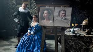 tulip fever u0027 exclusive poster a lush look at alicia vikander u0027s