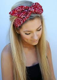 pretty headbands 12 grown up ways to wear a bow in your hair via brit co