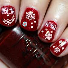 amazon com christmas snowflakes design 3d nail art stickers