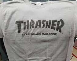 thrasher sweatshirt etsy