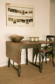 Distressed Black Dining Table 118 Best