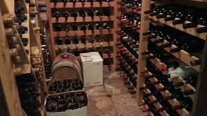 diy how to build a wine cellar youtube