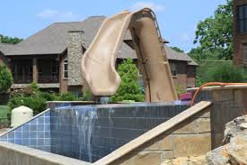 decorating pool slides you need in your life jackson custom pools
