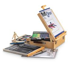 royal and langnickel sketching art easel set on sale www