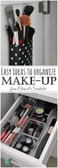Makeup Organizer Desk by Best 25 Makeup Storage Containers Ideas On Pinterest Beauty