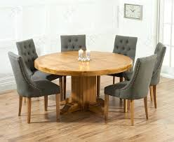 solid oak dining table and 6 chairs round table with 6 chairs round dining room table for 6 dining room