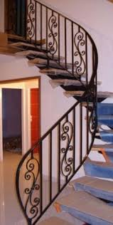 Fer Forge Stairs Design Fer Forge Tunisie Export Re 3 Grill Steel Simple