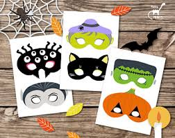 halloween masks printable halloween masks halloween coloring