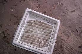 extractor fan roof vent roof vent extractor fan omnivent caravan motorhome conversion ebay