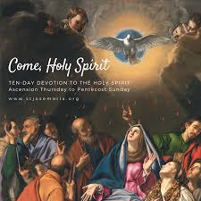 holy devotion ten day devotion to the holy spirit in preparation for pentecost