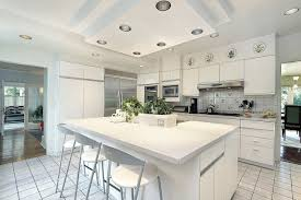 kitchen bulkhead ideas kitchen stunning l shape kitchen decoration using white ceramic
