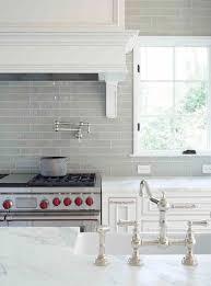 White Backsplash Tile For Kitchen Best 25 Glass Tile Backsplash Ideas On Pinterest Glass Subway