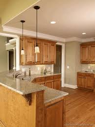 kitchen island color ideas kitchen color ideas with light wood cabinets laminate wood