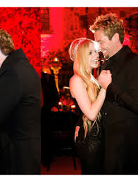 avril lavigne black wedding dress 5 that had a wedding what do you think