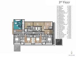 villa u0027s floor plan bluesiam villa phuket thailand exclusive