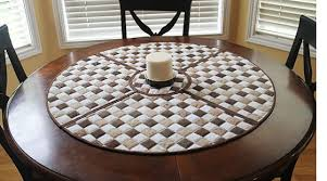 quilted placemats for round tables 30 free patterns for quilted placemats guide patterns