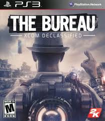 the bureau ps3 review the bureau xcom declassified 2013 playstation 3 box cover