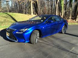 lexus used lexus rc 350 a stylish coupe with awd that can be used year round