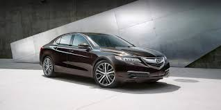 Acura Tl Redesign Acura Tlx Shown With Aero Kit Decklid Spoiler 18 In Chrome Look