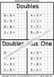 addition doubles plus one free printable worksheets u2013 worksheetfun