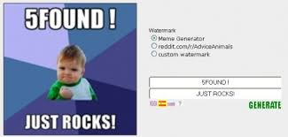 Internet Meme Generator - 5 online meme generators to create internet memes 5found