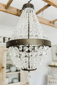Farmhouse Dining Room Lighting by The Chandeliers Are Hung Liz Marie Blog