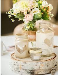 Mason Jar Vases Wedding 19 Best Mason Jar Centre Piece Ideas Images On Pinterest