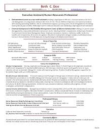 latest resume format for hr executive roles beautiful hr generalist resume format for freshers laudable