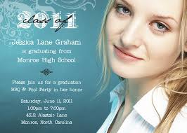 high school graduation announcement high school graduation invitation quotes free printable
