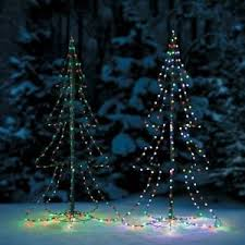 how many lights for a 6 foot tree 6 foot 3d outdoor pre lit lighted christmas tree sculpture holiday