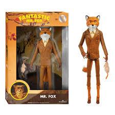 fantastic mr fox mr fox legacy figure funko fantastic