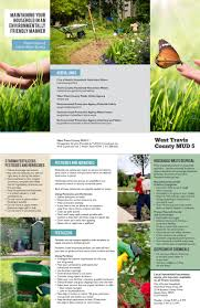 environmentally friendly household brochure west travis county mud 5