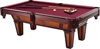 Pool Table Hard Cover Amazon Com Fat Cat Reno Ii 7 5 Foot Billiard Pool Game Table