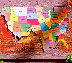 Images Of The Usa Map by Usa Map Don Hankins Flickr