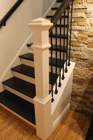 Staircase Renovation Ideas Pictures Of Stairs With Baedecbecd Staircase Makeover Staircase