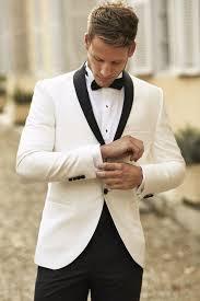 custom made ivory men tuxedos wedding suits for men shawl lapel
