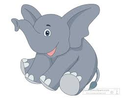 child sitting clipart elephant sitting down clipart clipartxtras