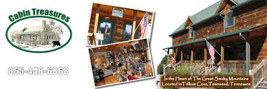 home and cabin decor at cabin treasures townsend tennessee