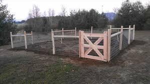 Deer Proof Fence For Vegetable Garden Decks Home U0026 Gardens Geek