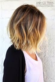 twisted sombre hair 35 modern and chic wavy hairstyles for short hair hair