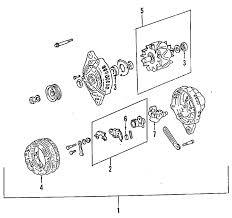 hyundai sonata alternator parts com hyundai bearing fr partnumber 373342b100