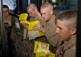 marines get thanks from villa park families orange county register
