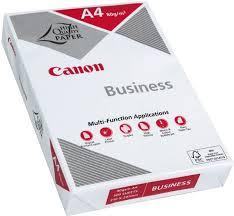 canon business copy paper a4 80gsm