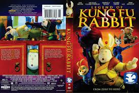 rabbit dvd legend of kung fu rabbit 2013 r1 dvd cover